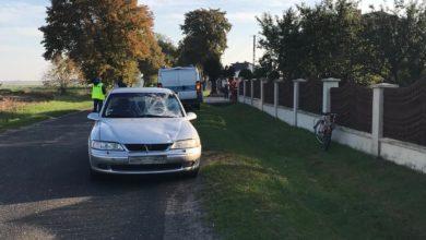 Photo of Śmiertelne potrącenie rowerzysty