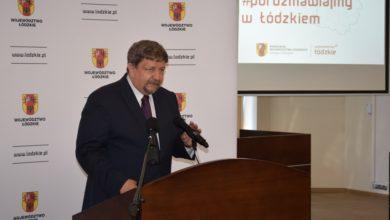 Photo of Marszałek Grzegorz Schreiber w Radomsku