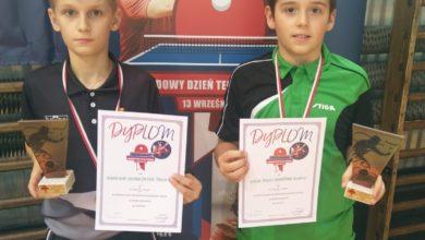 Photo of Medale dla tenisistów na Mistrzostwach Województwa Łódzkiego