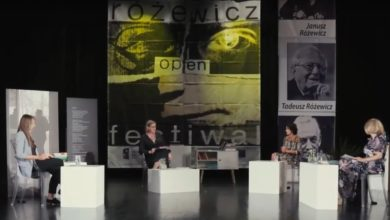 Photo of Ruszył Różewicz Open Festiwal Online