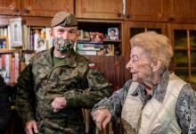 """Photo of Łódzcy Terytorialsi włączyli się w akcję """"Paczka dla Powstańca"""""""