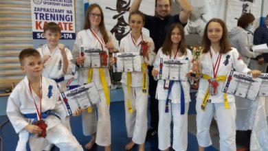Photo of Zawodnicy Klubu Karate Randori zdobyli aż 6 medali