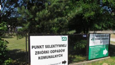 Photo of PGK wstrzymuje do odwołania funkcjonowanie Punktu Selektywnej Zbiórki Odpadów Komunalnych