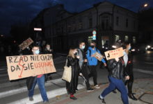 """Photo of """"Wojna trwa"""". Jutro kolejny protest w Radomsku"""