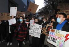 Photo of Wojna Trwa. Protestujący wyszli na ulice