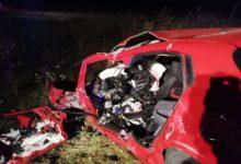 Photo of Zderzenie osobówki z ciężarówką. Nie żyje 28-letni mężczyzna