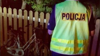 Photo of Pijany kierowca potrącił rowerzystę i uciekł